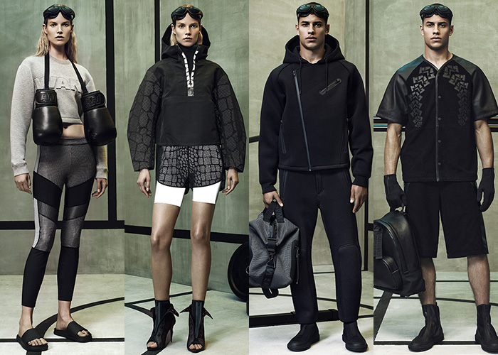 Alexander Wang x H&M (2014)
