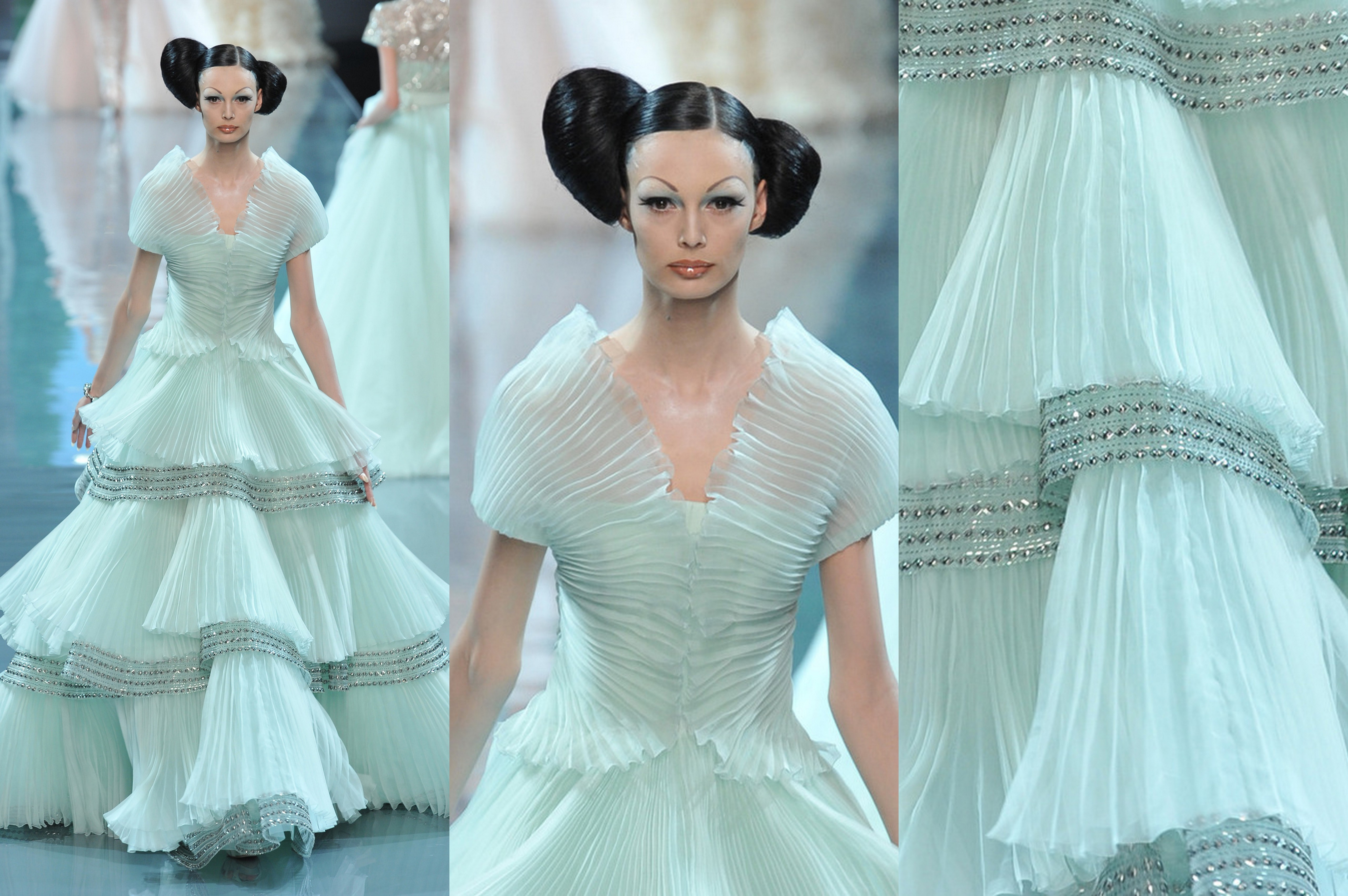 Dior Couture 2008 by John Galliano