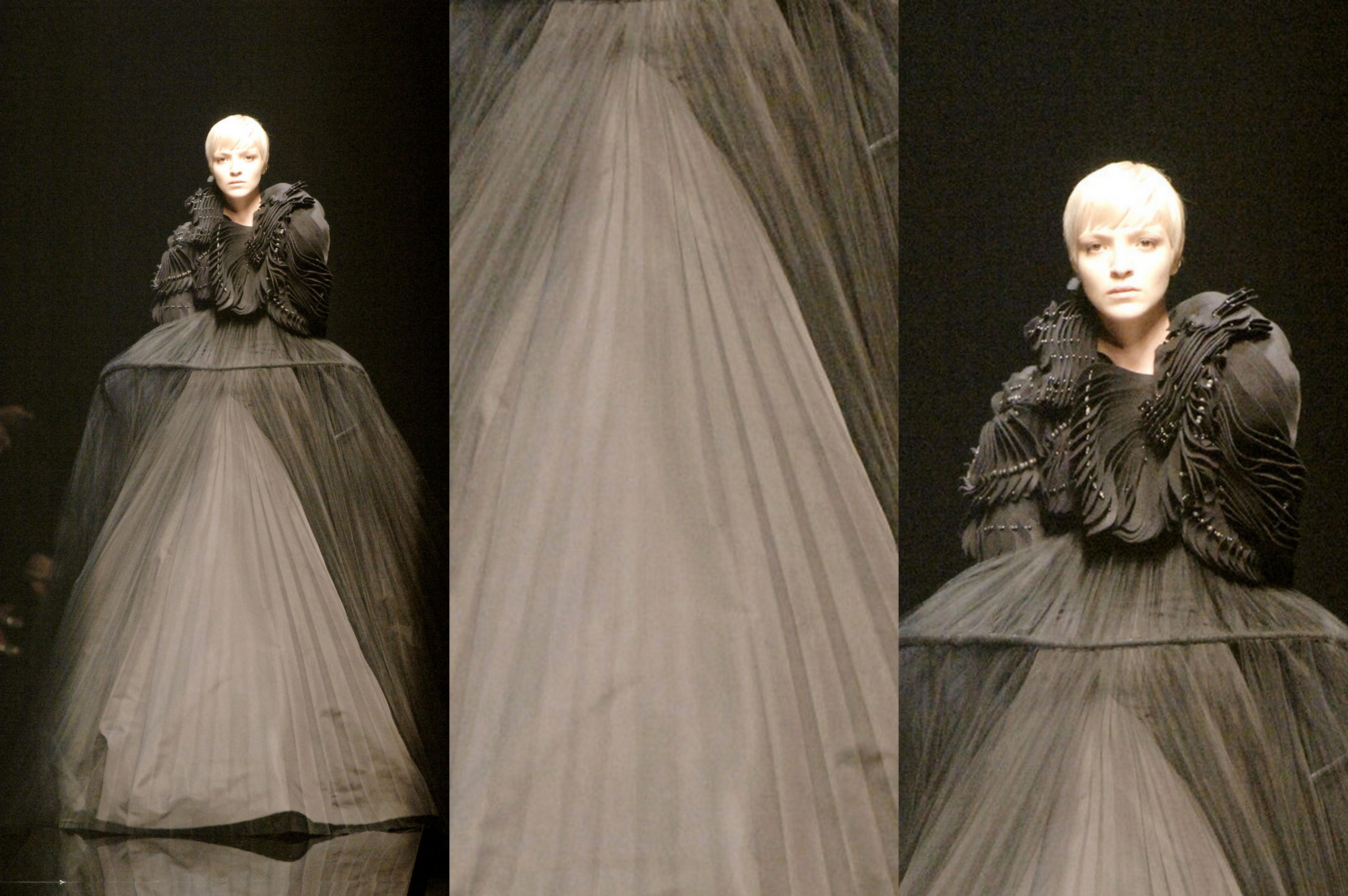 Givenchy Couture 2006 / Riccardo Tisci