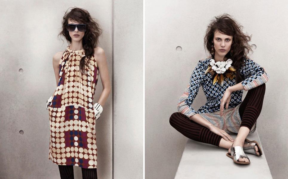 Marni x H&M (2012)