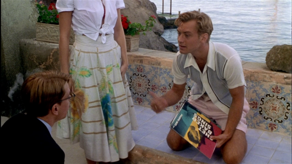 Jude Laws karakter(er) i The Talented Mr. Ripley er et stilikon.