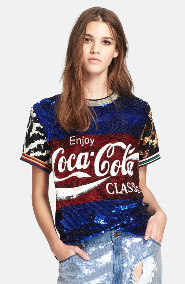 Coca Cola x Ashish