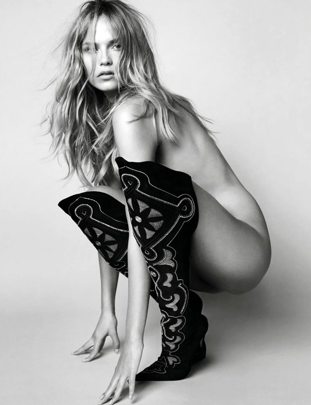 Vogue Paris, oktober 2014 (Foto: Mario Sorrenti)