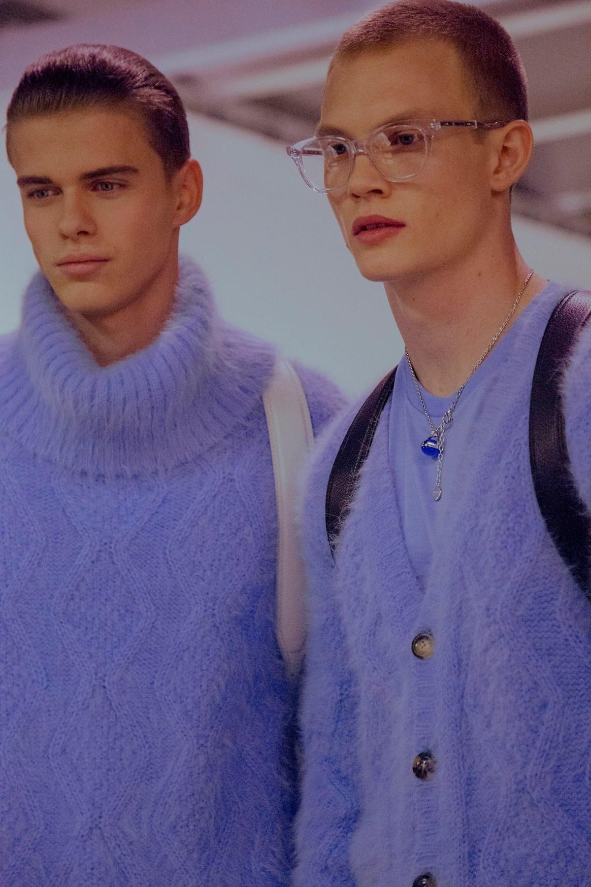 Versace AW16 menswear / Virginia Arcaro