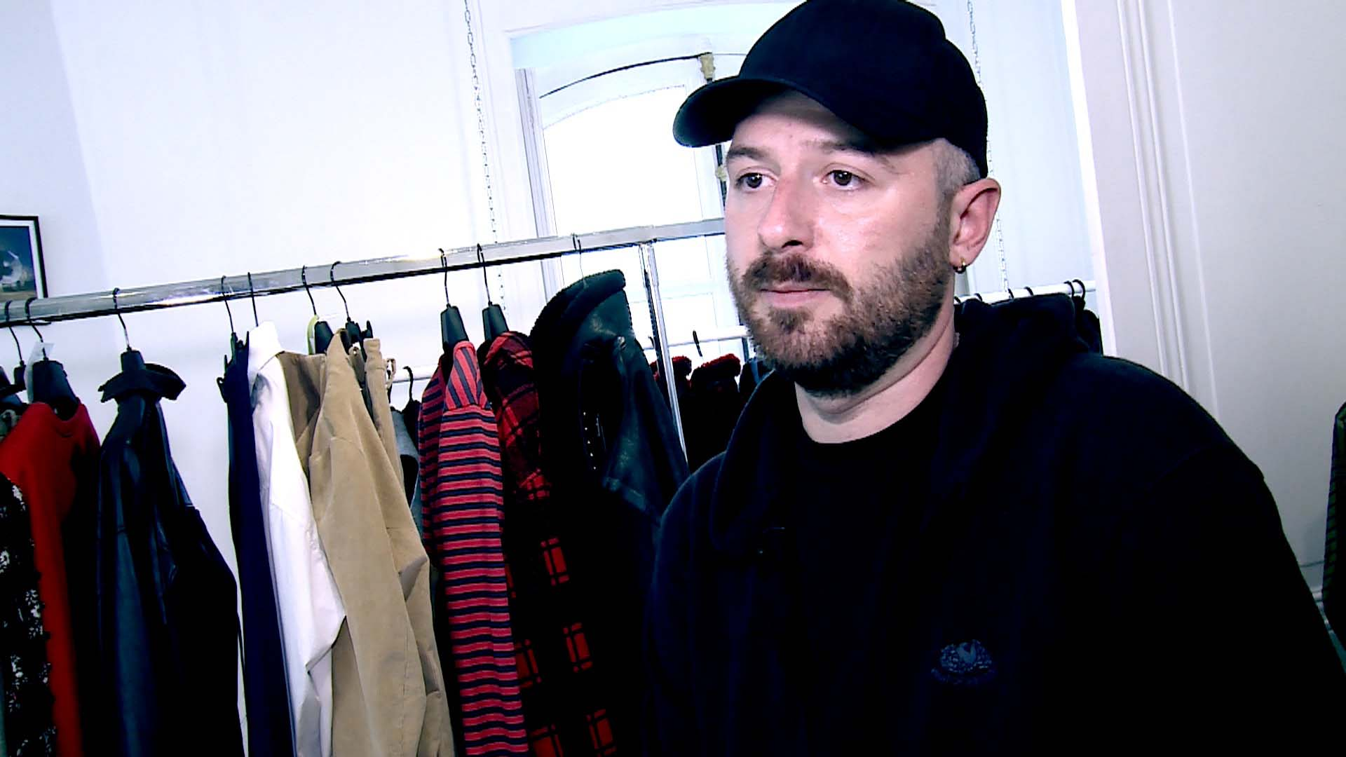 Designeren for Vetements og Balenciaga, Demna Gvasalia