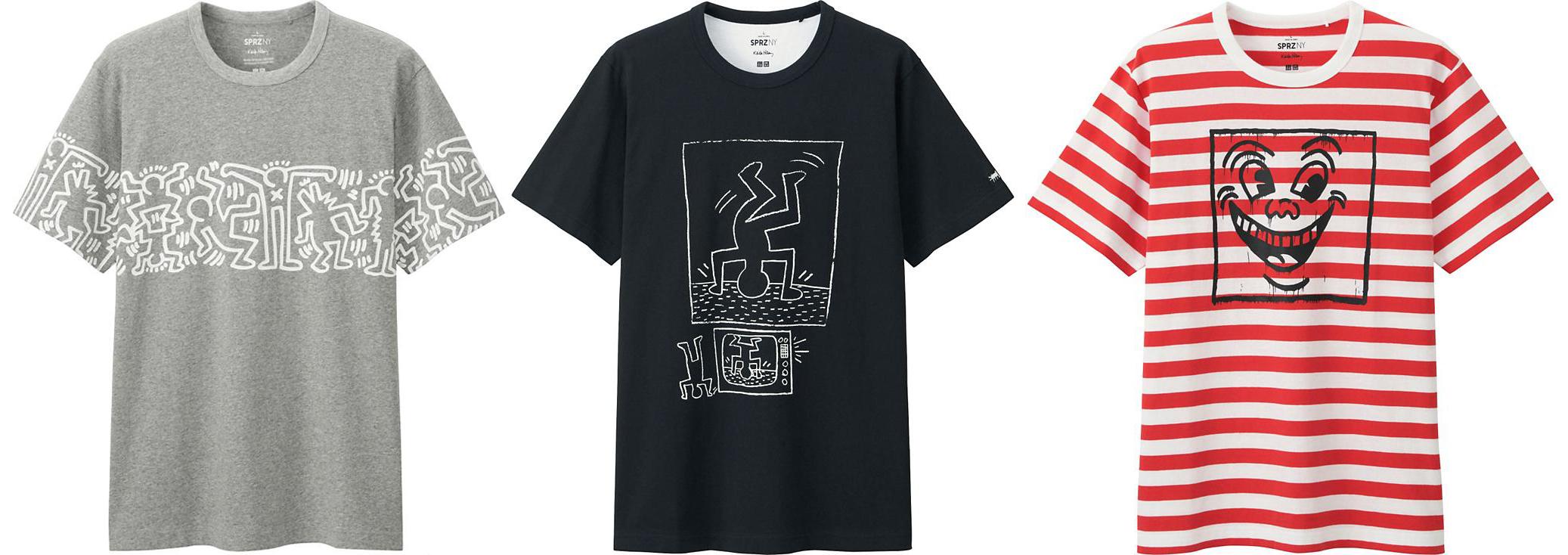 Uniqlo x Keith Haring