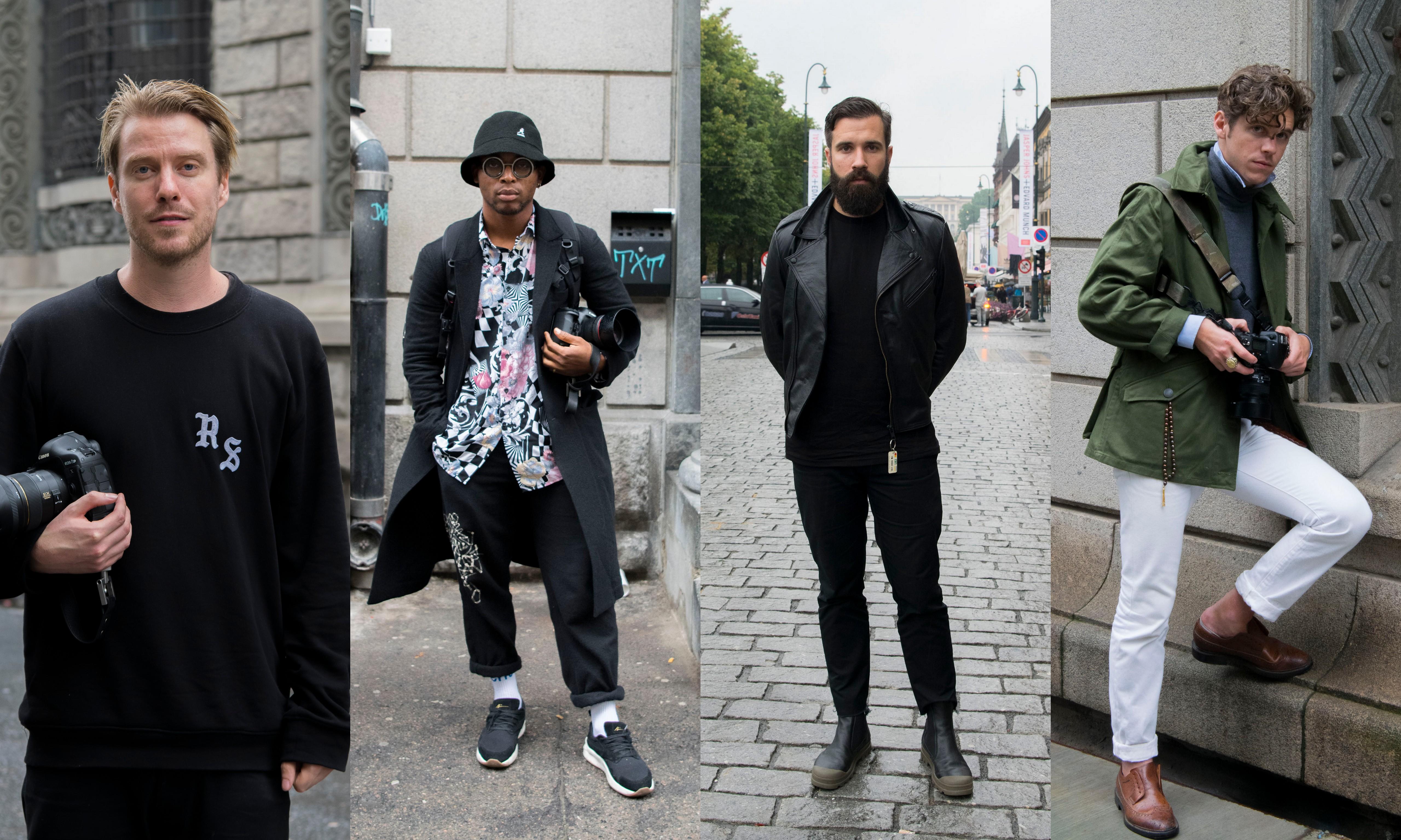 c4637587 Dette synes de internasjonale street style-fotografene om Oslo Runway
