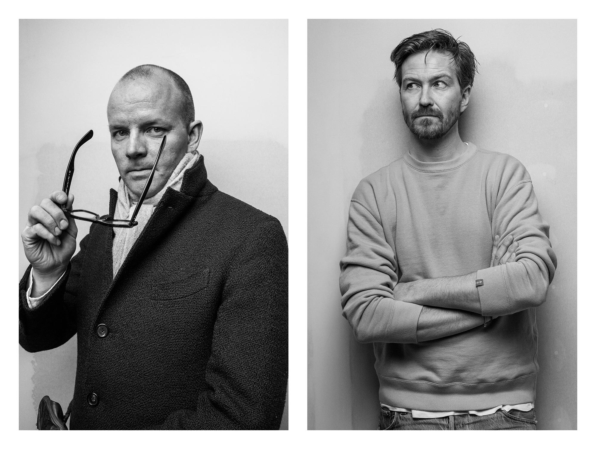 To av gutta bak Blender Retail - Glenn Veiby og Kyrre Alver