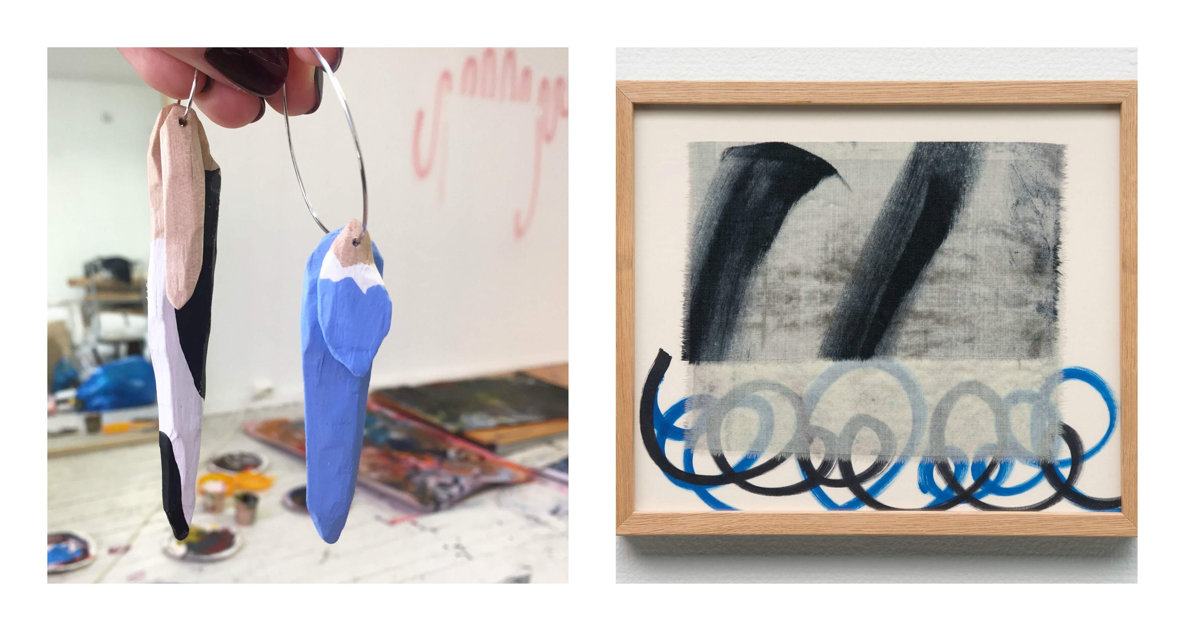Bilde av smykke- og tekstilkunsten til Maria Brinch