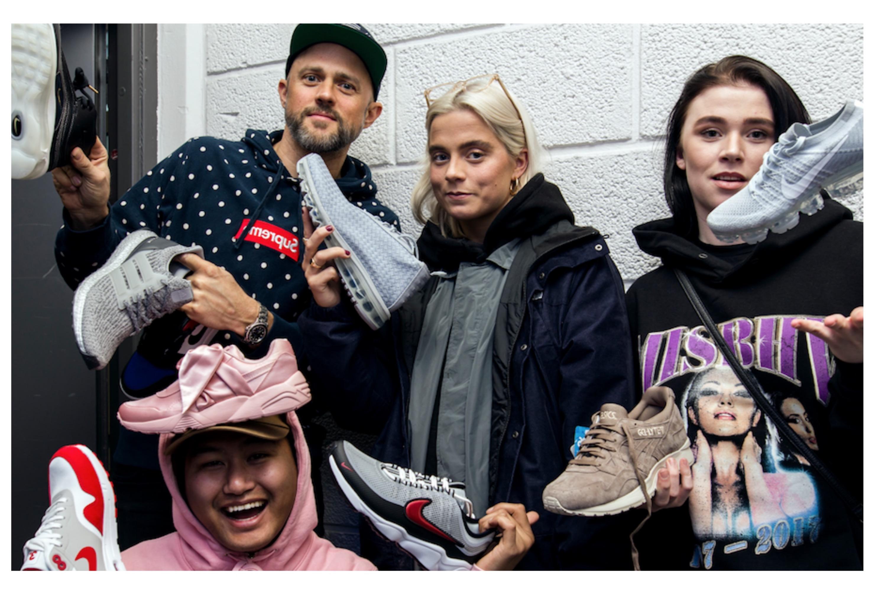 Ekspertpanel anmelder vårens sneakers   Mote i Norge Melk