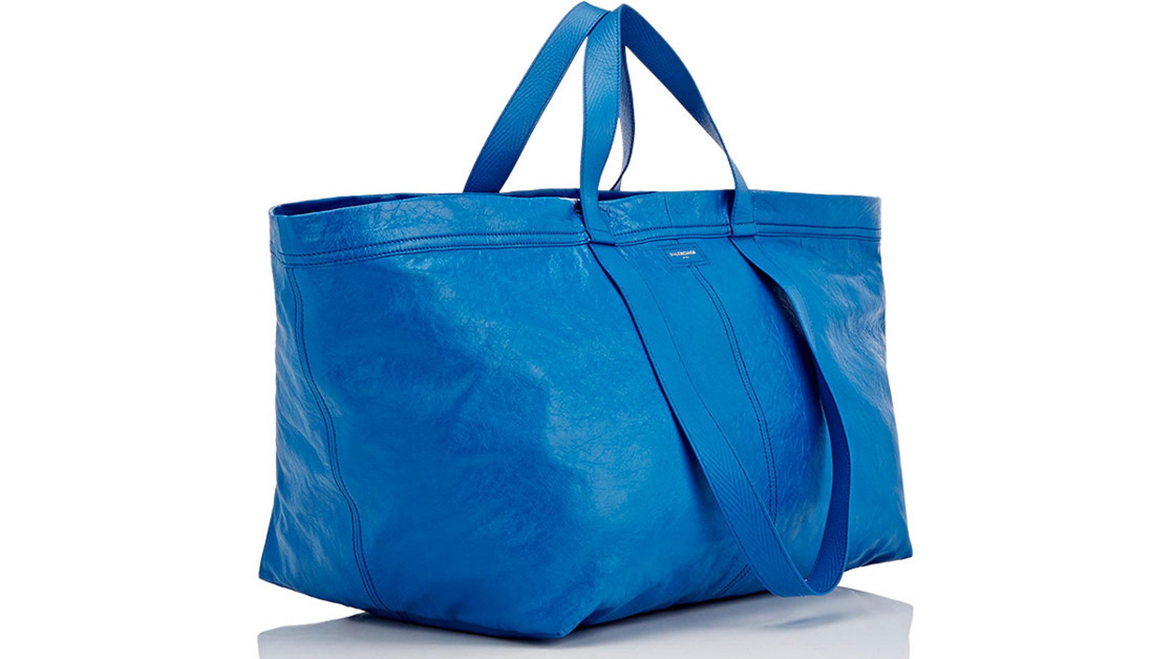 Balenciage sin versjon av den blå vesken