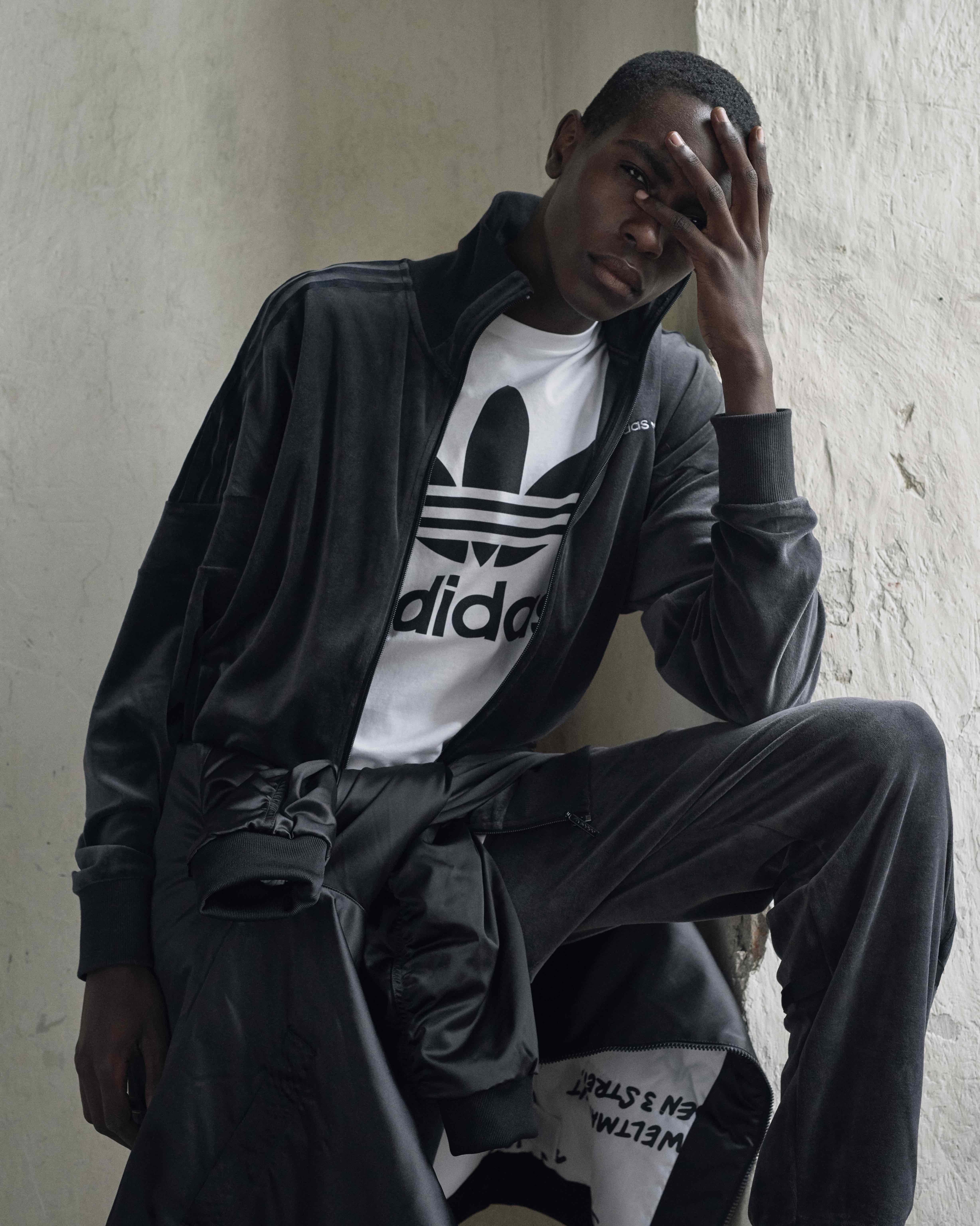 adidas lookbook urban Melk & Honning