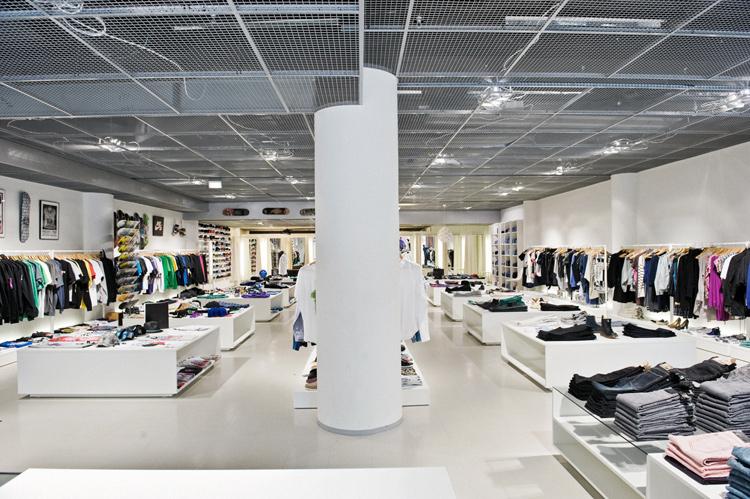 Beamhill Store i Helsinki.