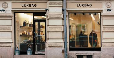 Luxbag i Helsinki.