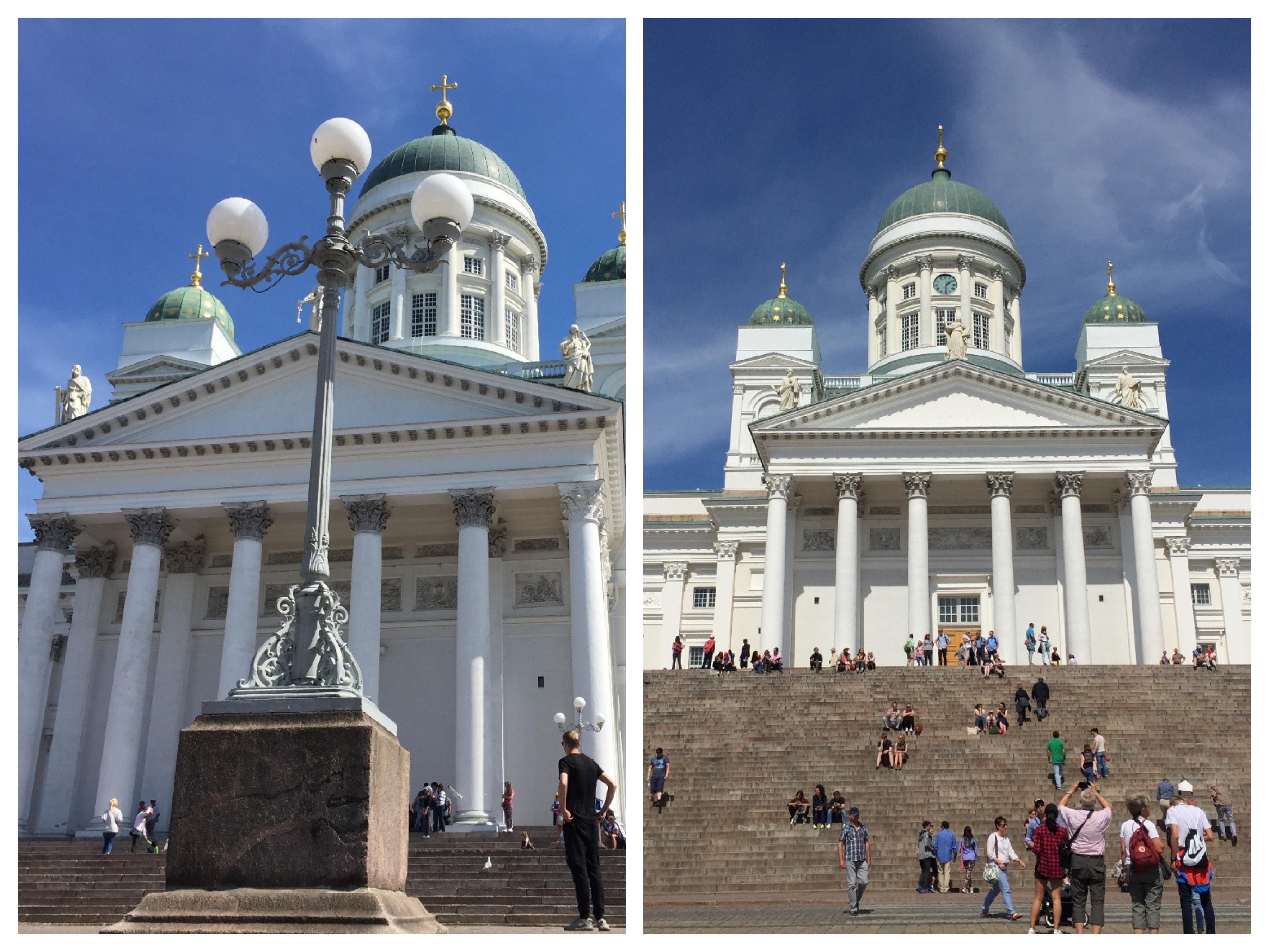 Helsinki Katedral.