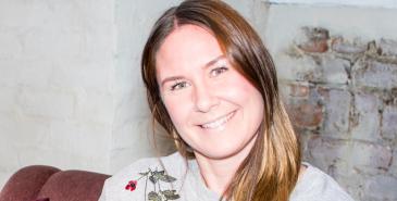 Portrett Kristina Nordbæk