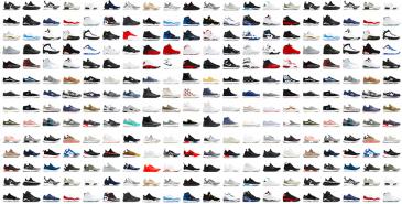 c90ec4f7 Dette var de mest populære sneakersene i 2017