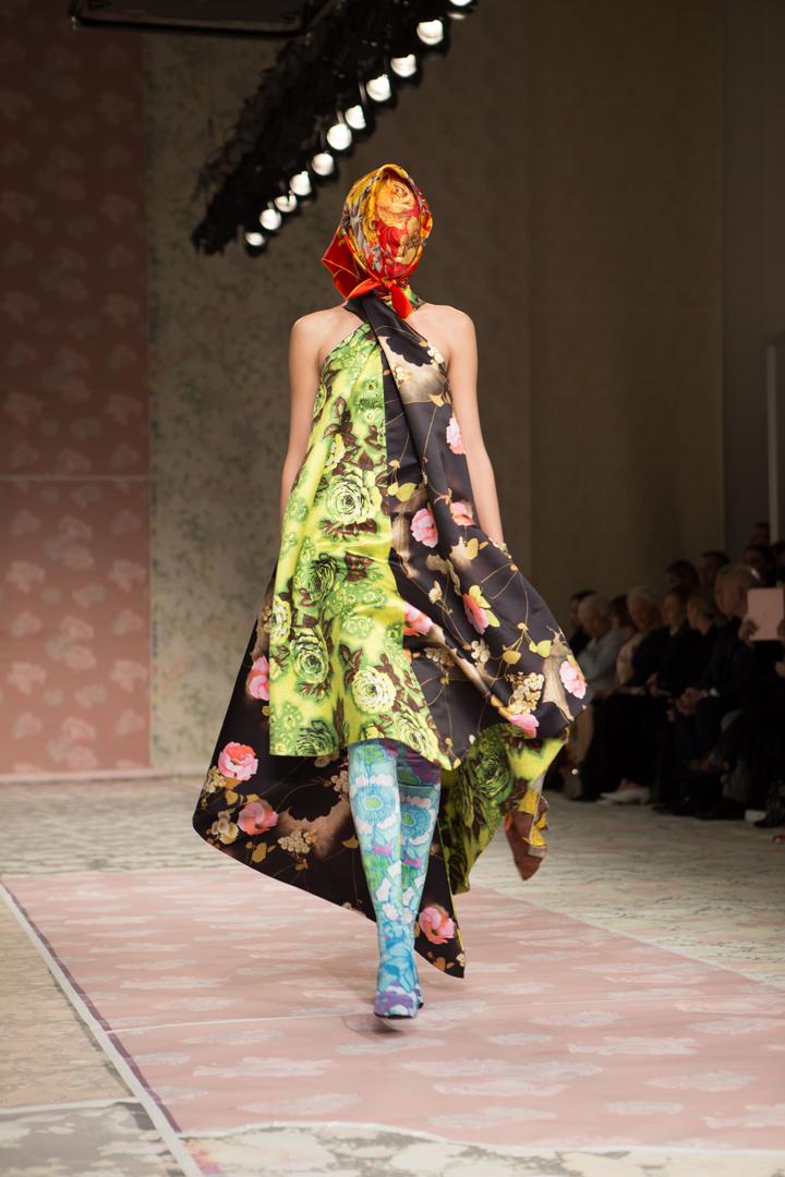 Richard Quinn London Fashion Week