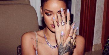 Rihanna negler