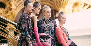 Chanel FW18 Paris Fashion Week