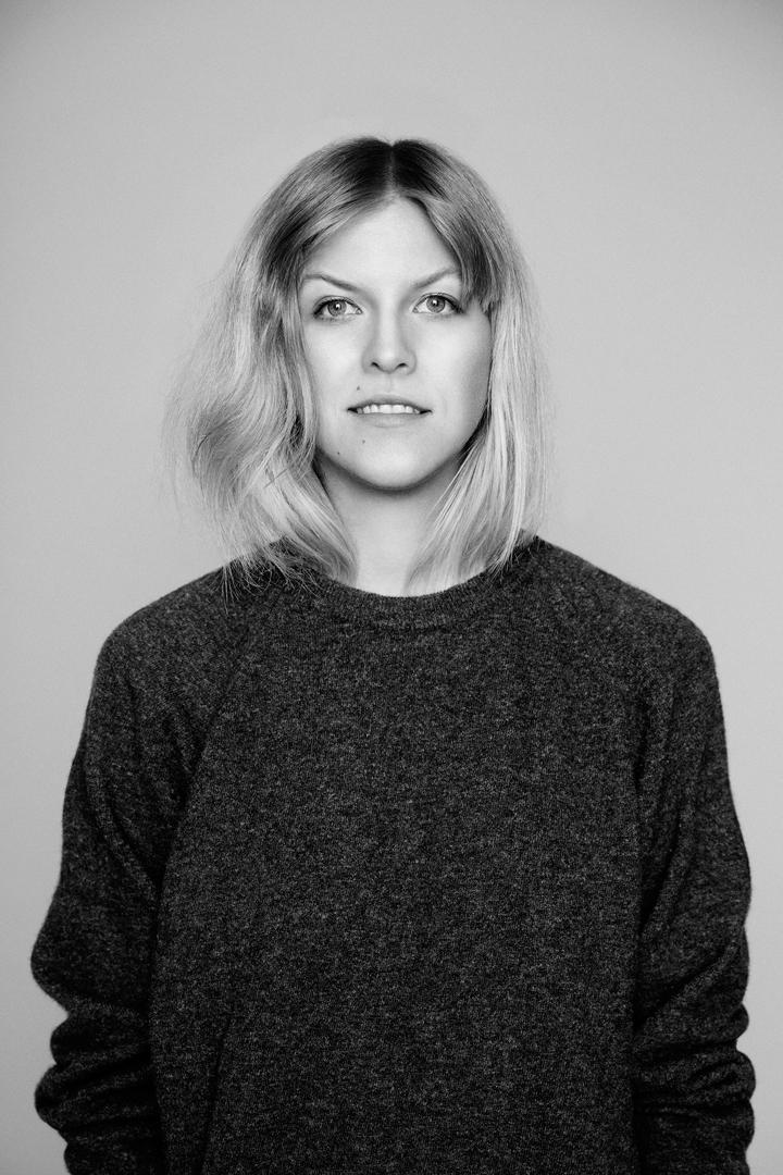 Designer Elisabeth Stray Pedersen