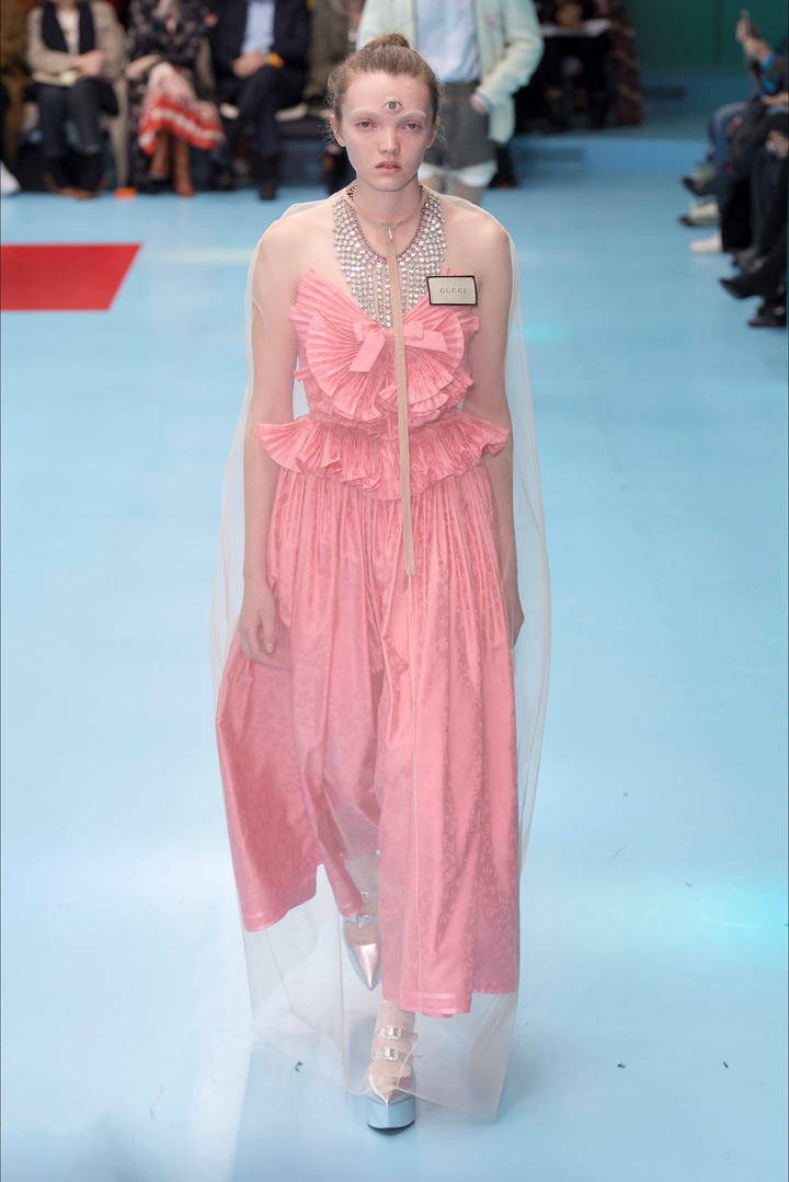 Gucci Paris Fashion Week