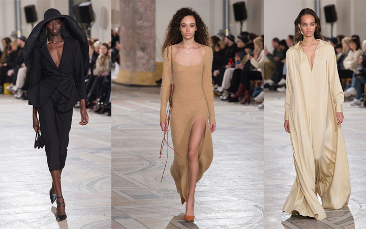 Jacquemus hyller kvinnen i sin FW18-kolleksjon under Paris Fashion Week