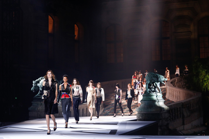 Signe Veiteberg for Louis Vuitton