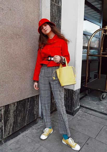 Influencer Maren Schia. Foto via Instagram