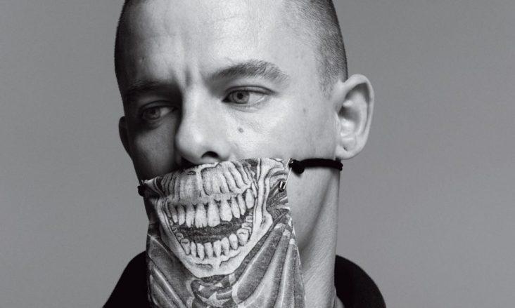 Designer Alexander McQueen