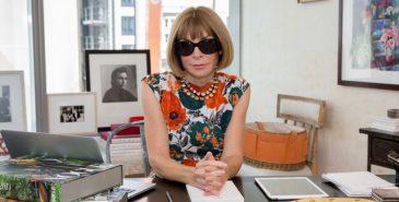 Anna Wintour beklager rasisme i Vogue