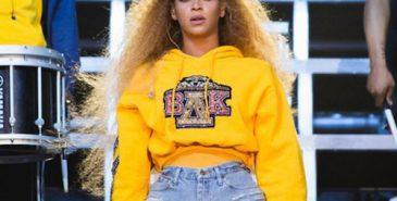 Beyonce på Coahella. Foto: Getty