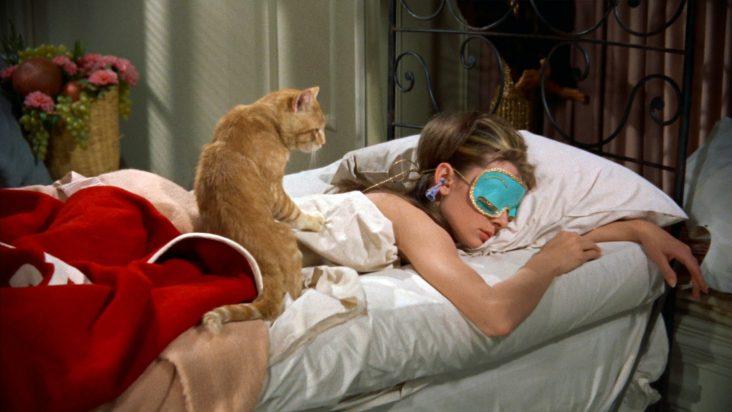 Bilde fra filmen Breakfast at Tiffanys