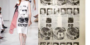 Calvin Klein med homage til Andy Warhol