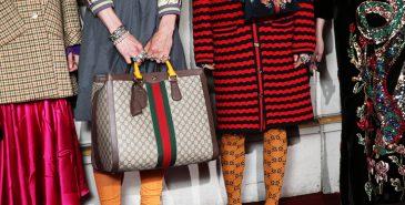 Gucci og Guess til enighet etter søksmål