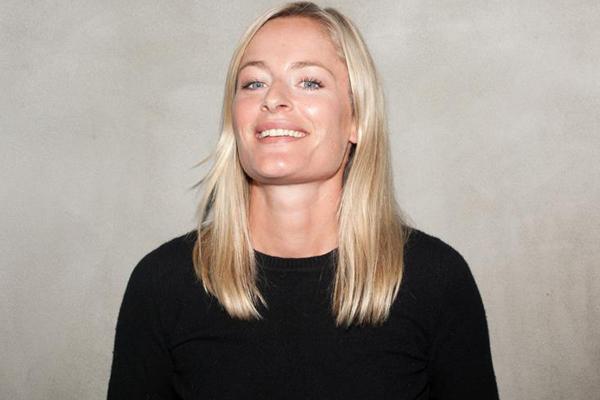 Maren Helly-Hansen Sørbye i Pudder mote-Norges mektigste 2018