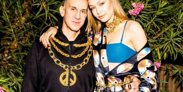 Jeremy Scott og Moschino for H&M
