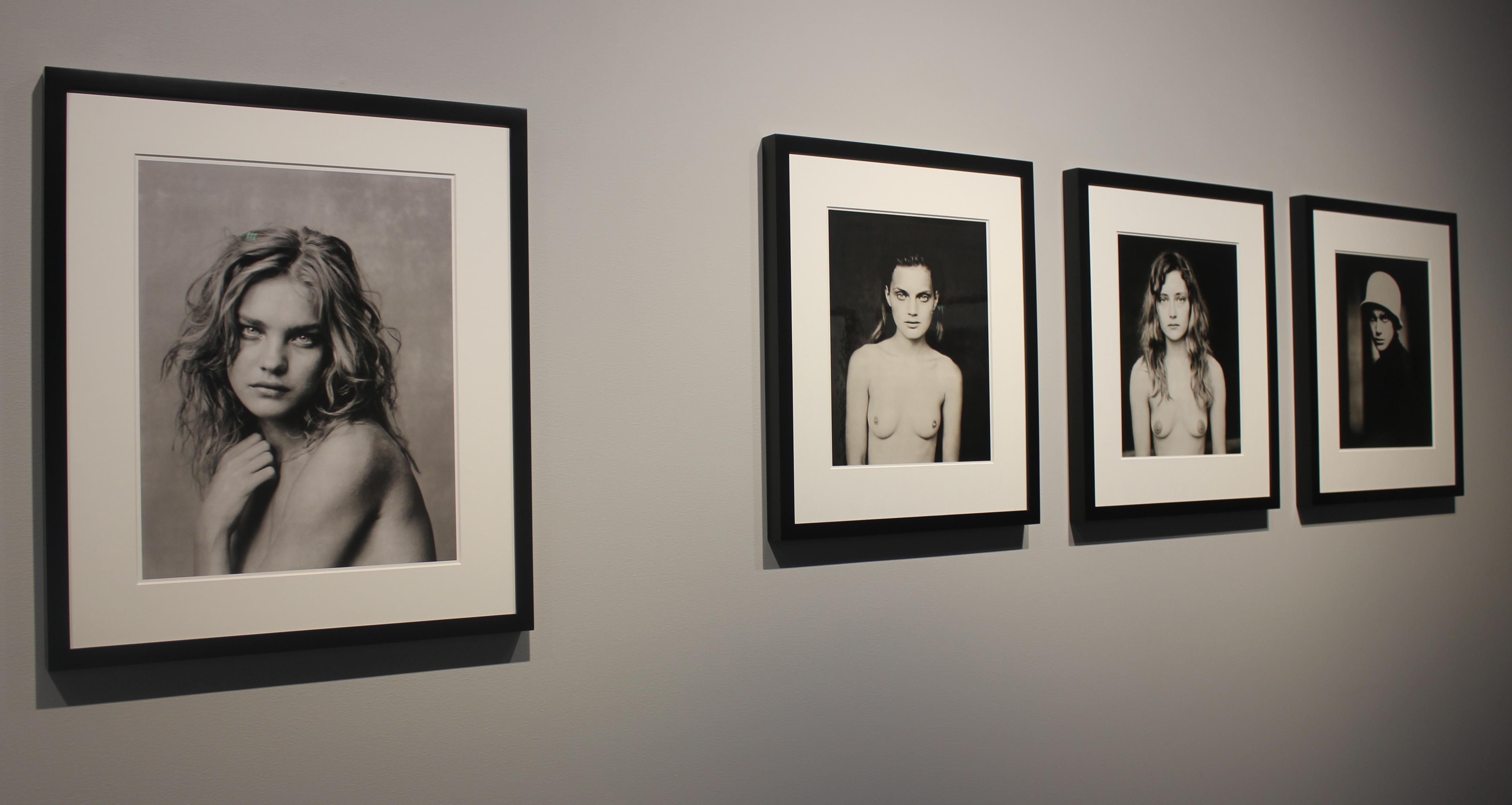 Melk & Honning traff motefotografen Paolo Roversi på Shoot Gallery i Oslo i anledning en ny utstilling.