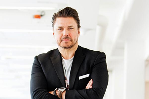 Petter Varner i Varner Gruppen mote-Norges mektigste 2018