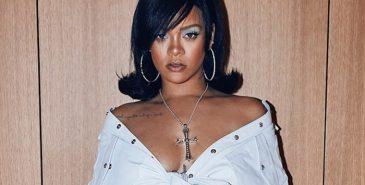 Rihanna lanserer undertøyskolleksjonen Savage under Fenty-paralplyen