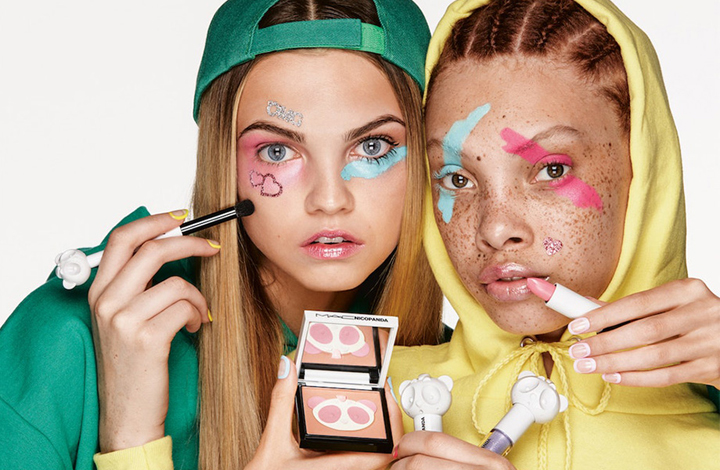 Nicola Formichetti har laget makeup-kolleksjon for MAC Cosmetics