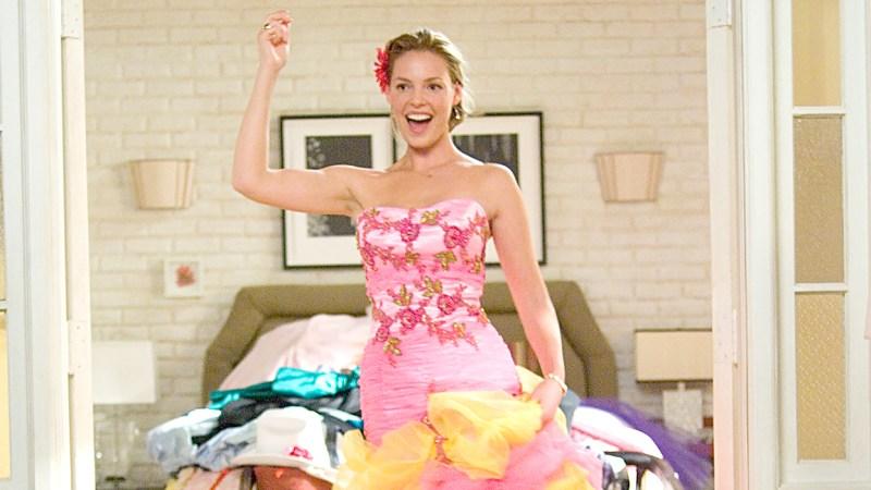 Bilde fra filmen 27 dresses