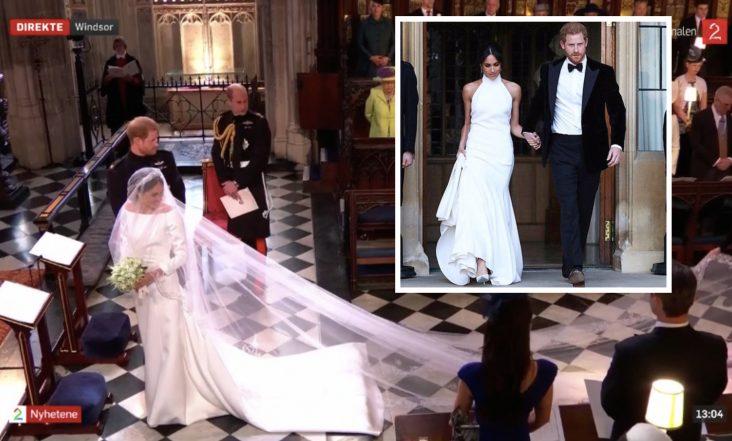 Meghan Markle og prins Harry gifter seg i Windsor, Lonon