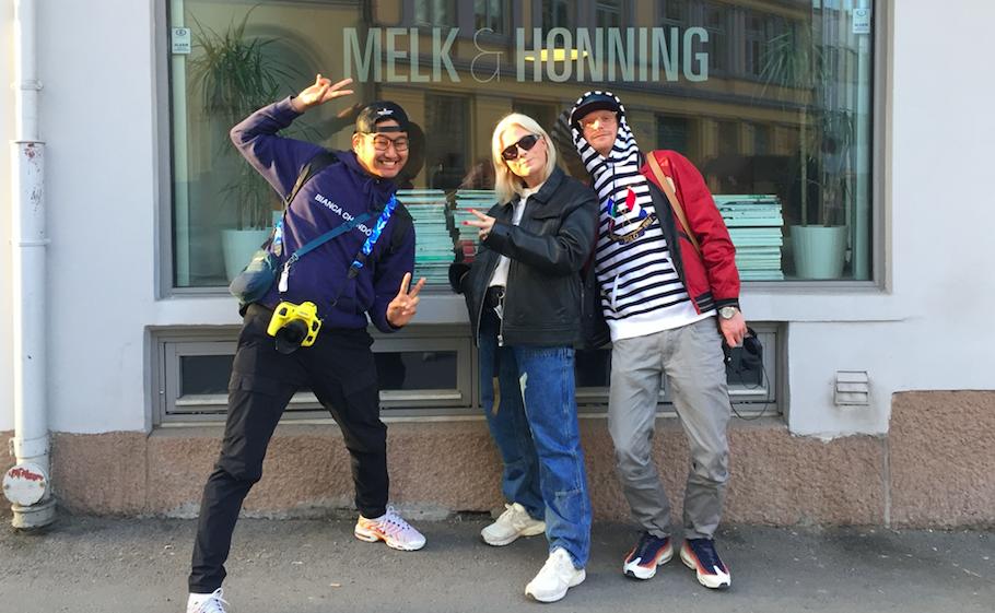 Melk & Honnings sneakerpanel anmelder sesongens sneakers