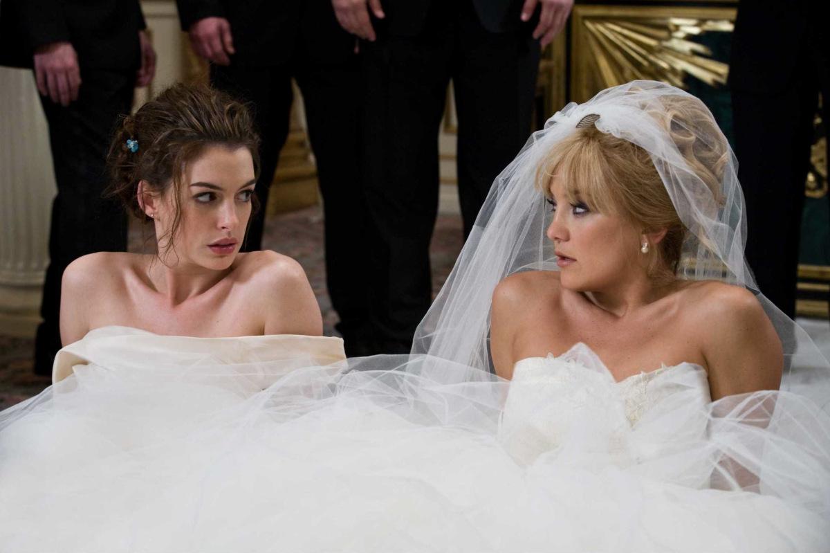 Bilde fra filmen Bride Wars