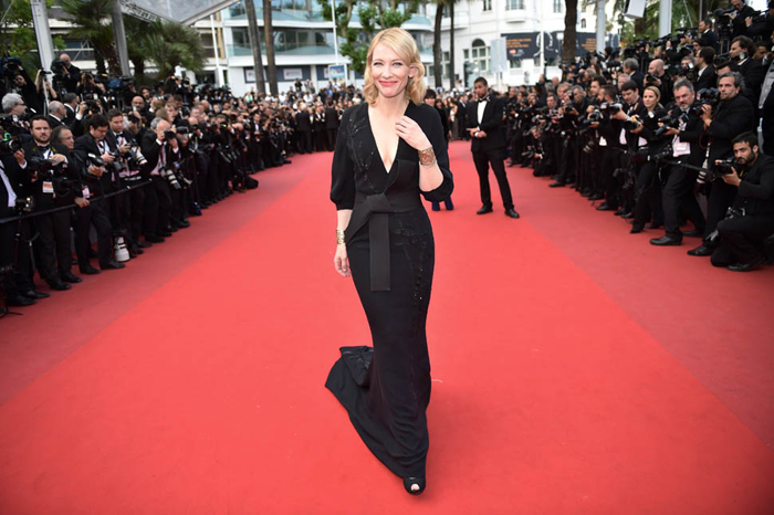 Cate Blanchett leder hovedjuryen under filmfestivalen i Cannes