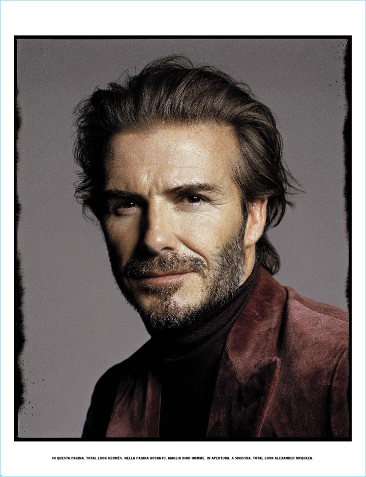 David Beckham er ny ambassadør for The British Fashion Council