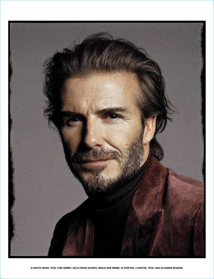 David Beckham er ny ambassadør for The British Fashion Council