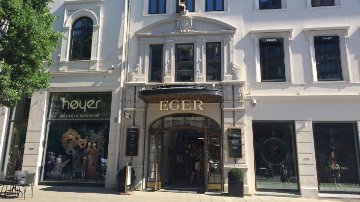 Fasade Eger Høyer
