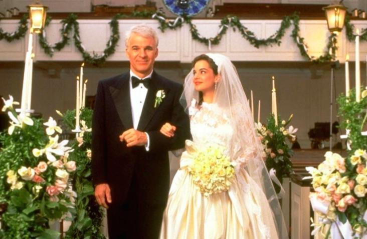 Bilder fra filmen father of the bride